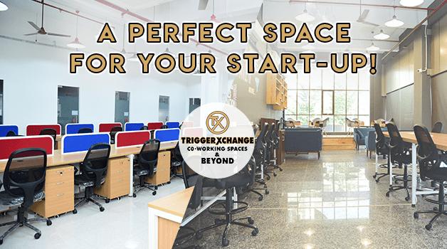 Best Shared office space - Triggerxchange