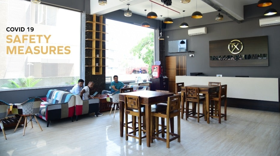 Triggerxchnage - co-working space in Vashi