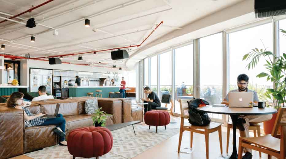 Best Co-working Space