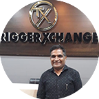 Narayan client Trigger Xchange commercial office space for rent in navi mumbai