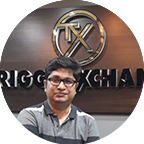 Vamsi client Trigger Xchange commercial office space in navi mumbai